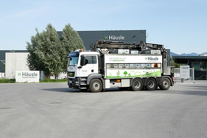 Hausle Mini Container web