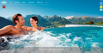 website fernblick montafon